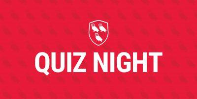 Quiz Night at Kennington Cricket Club